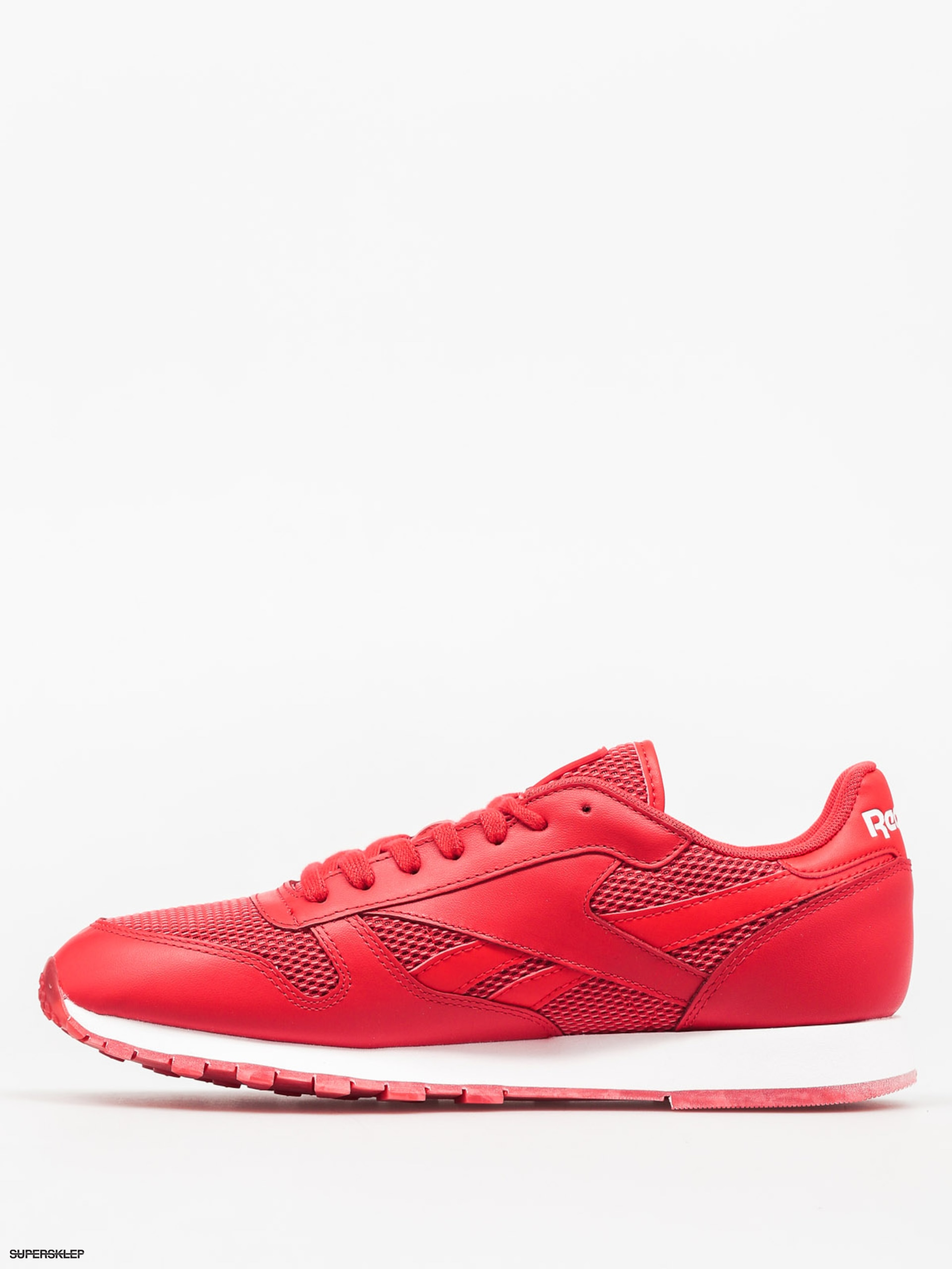 c50118bed2df Boty Reebok Classic Leather Nm (primal red white poppy red)