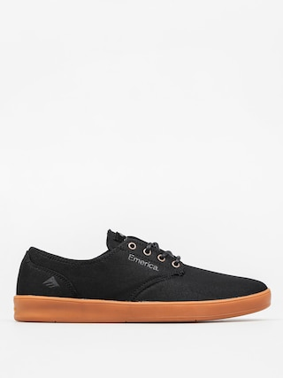 Boty Emerica The Romero Laced (black/grey/gum)