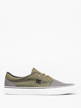 Boty DC Trase Tx (grey/black/green)