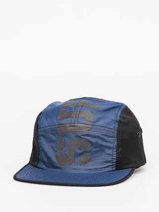Kšiltovka  Supra Major 5 Panel ZD (black/blue)