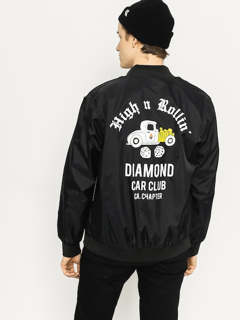 Bunda Diamond Supply Co. Club Varsity (black)