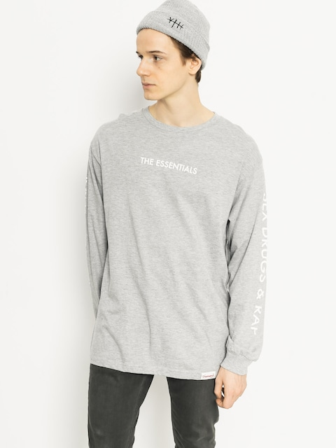 Triko Diamond Supply Co. Essentials (heather grey)