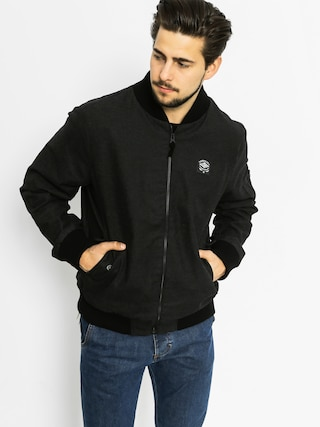 Bunda Turbokolor Bomber (black)