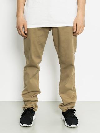 Kalhoty Malita Chino (beige/kamo)