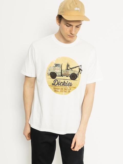 Tričko Dickies Russellville (white)