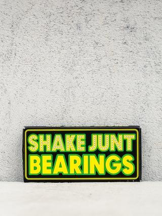 Ložiska Shake Junt 02 ABEC (black/green)