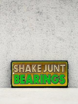Ložiska Shake Junt 02 ABEC (gold/green)