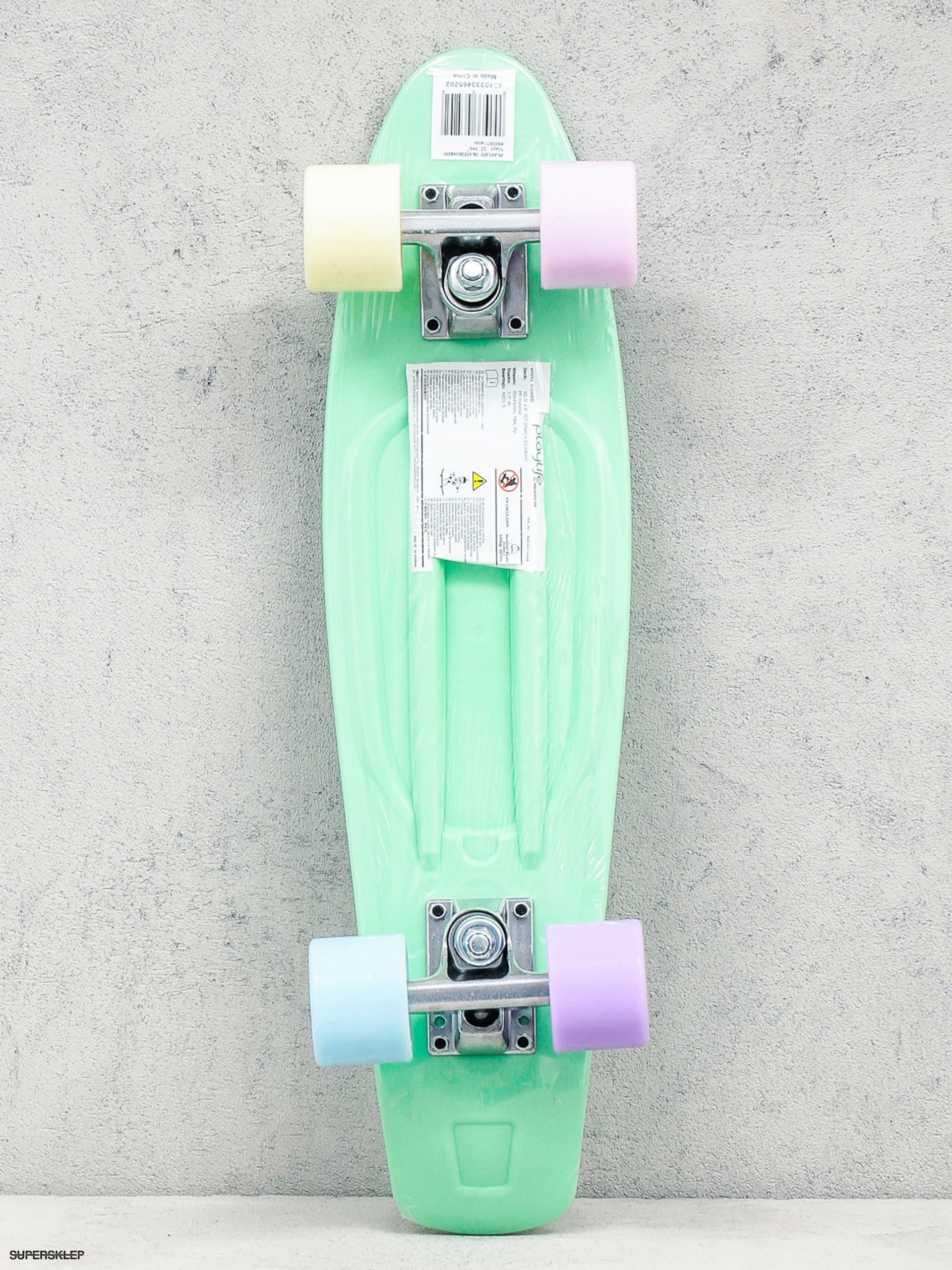Cruiser Playlife Vinyl (mint/multicolor)