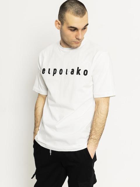 Tričko El Polako Classic (white)
