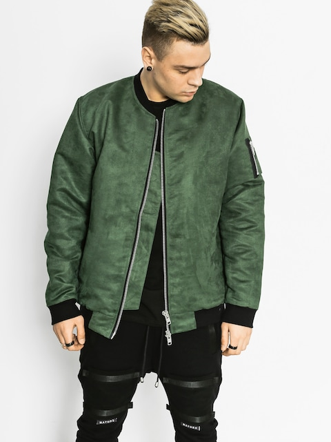Bunda The Hive Bomber (bottle green)