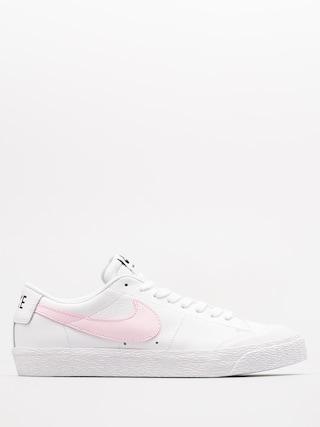 Boty Nike SB Blazer Zoom Low Xt (white/prism pink black white)