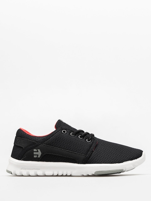 Boty Etnies Scout Wmn (black/grey/red)