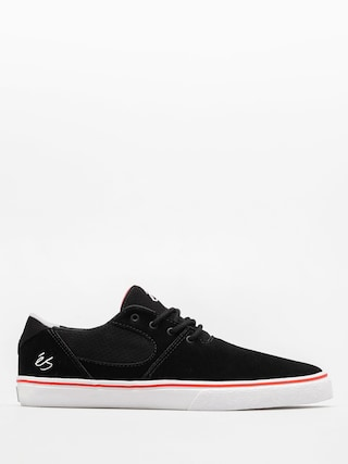 Boty Es Accel Sq (black/white/red)