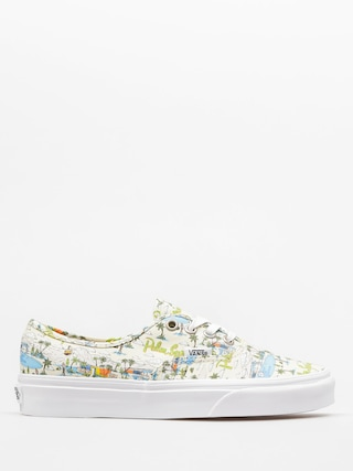 Boty Vans Authentic (palm springs/cloud cream/true white)