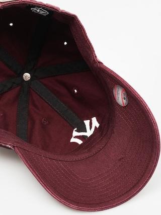 Kšiltovka  47 Brand New York Yankees ZD (washed maroon)