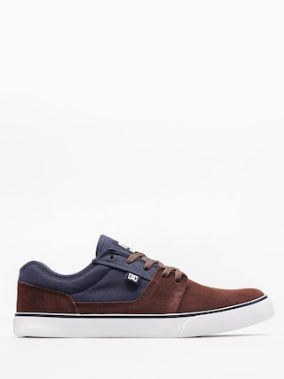 Boty DC Tonik (navy/dark chocolate)