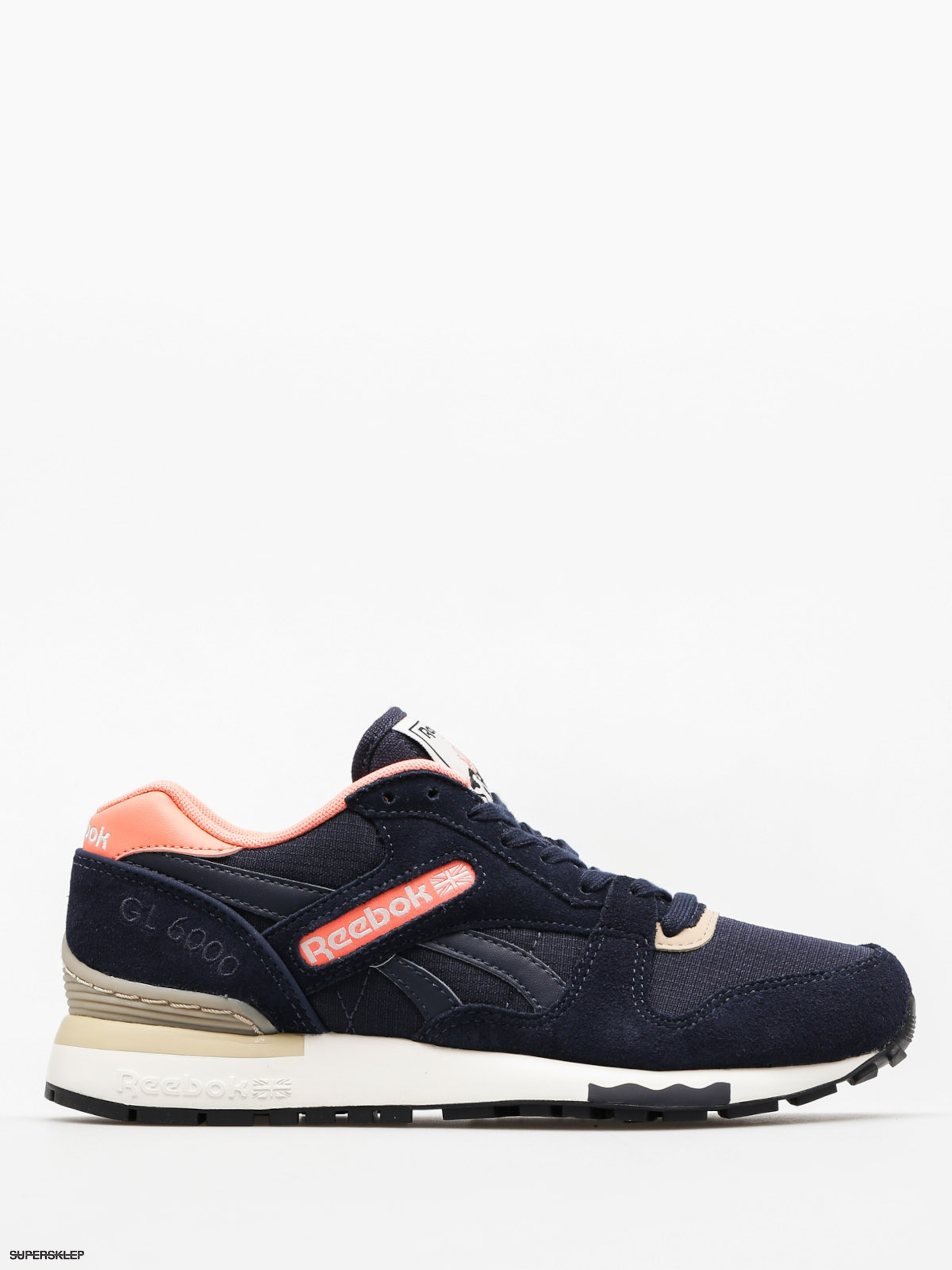 Boty Reebok Gl 6000 Out Color Wmn (indigo/pink/oatmeal/chalk)