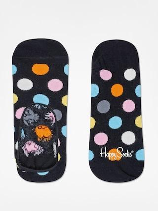 Happy Socks Ponožky Big Dot (black)