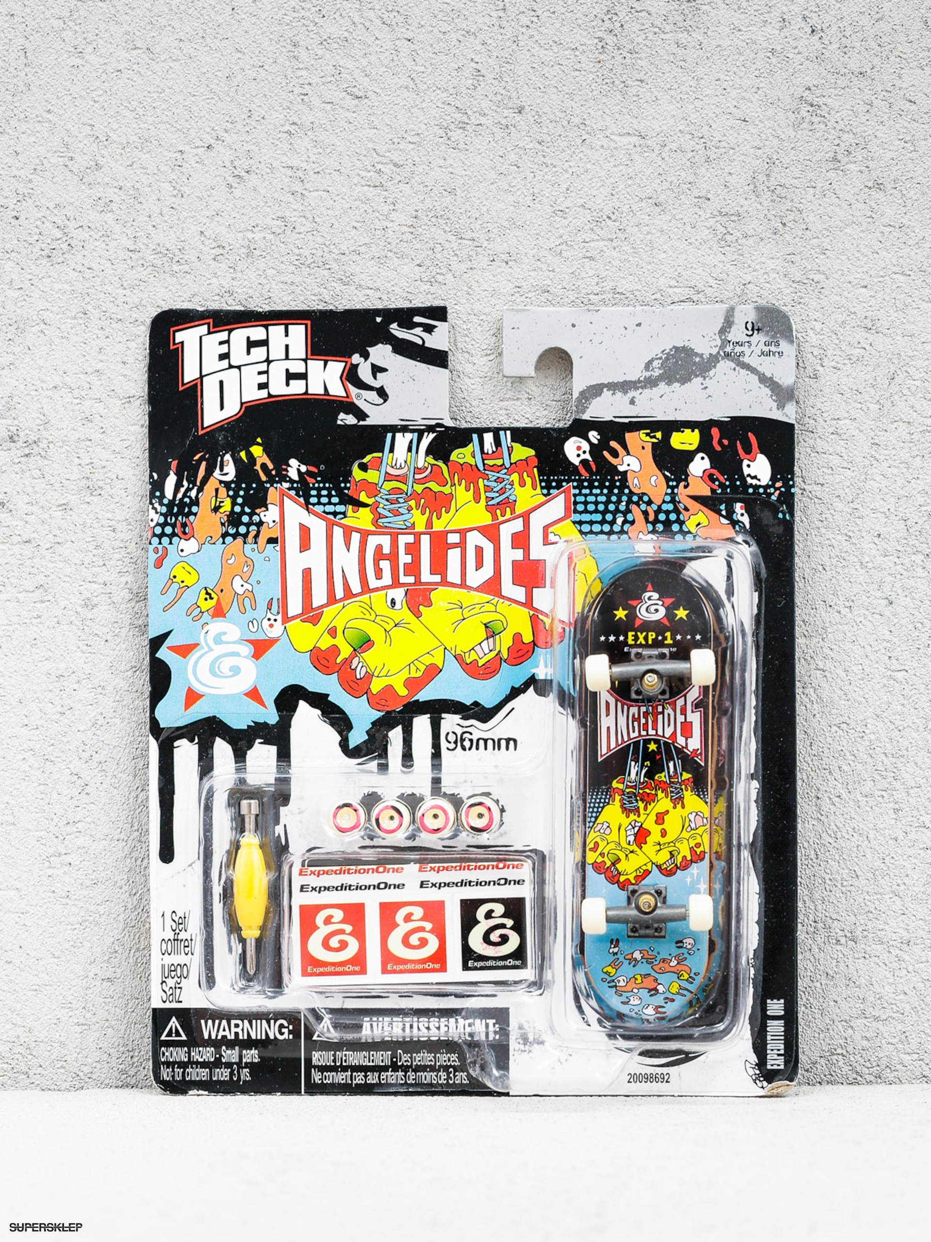 Tech Deck Fingerboard Expedition One 03