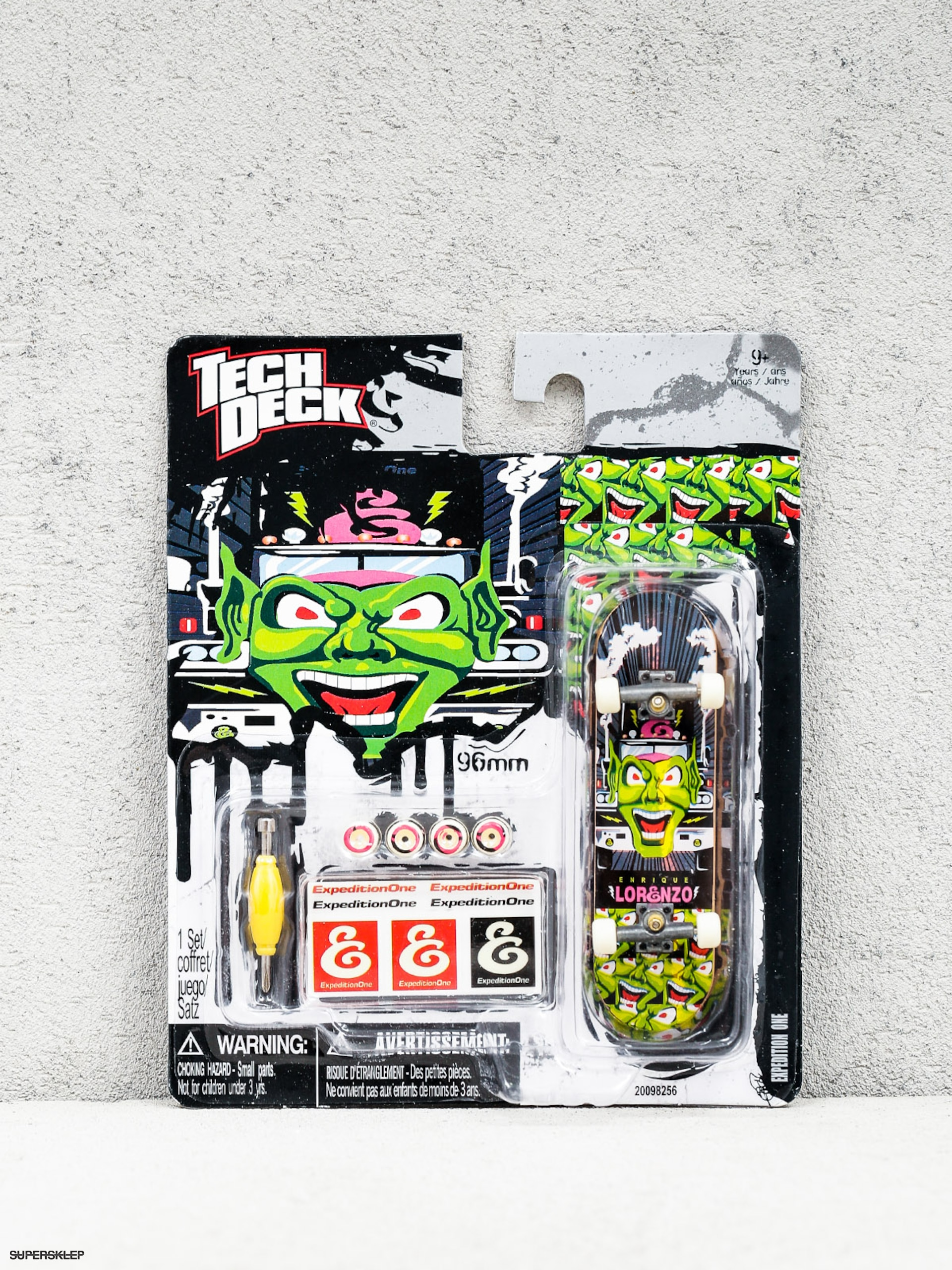 Tech Deck Fingerboard Expedition One 05