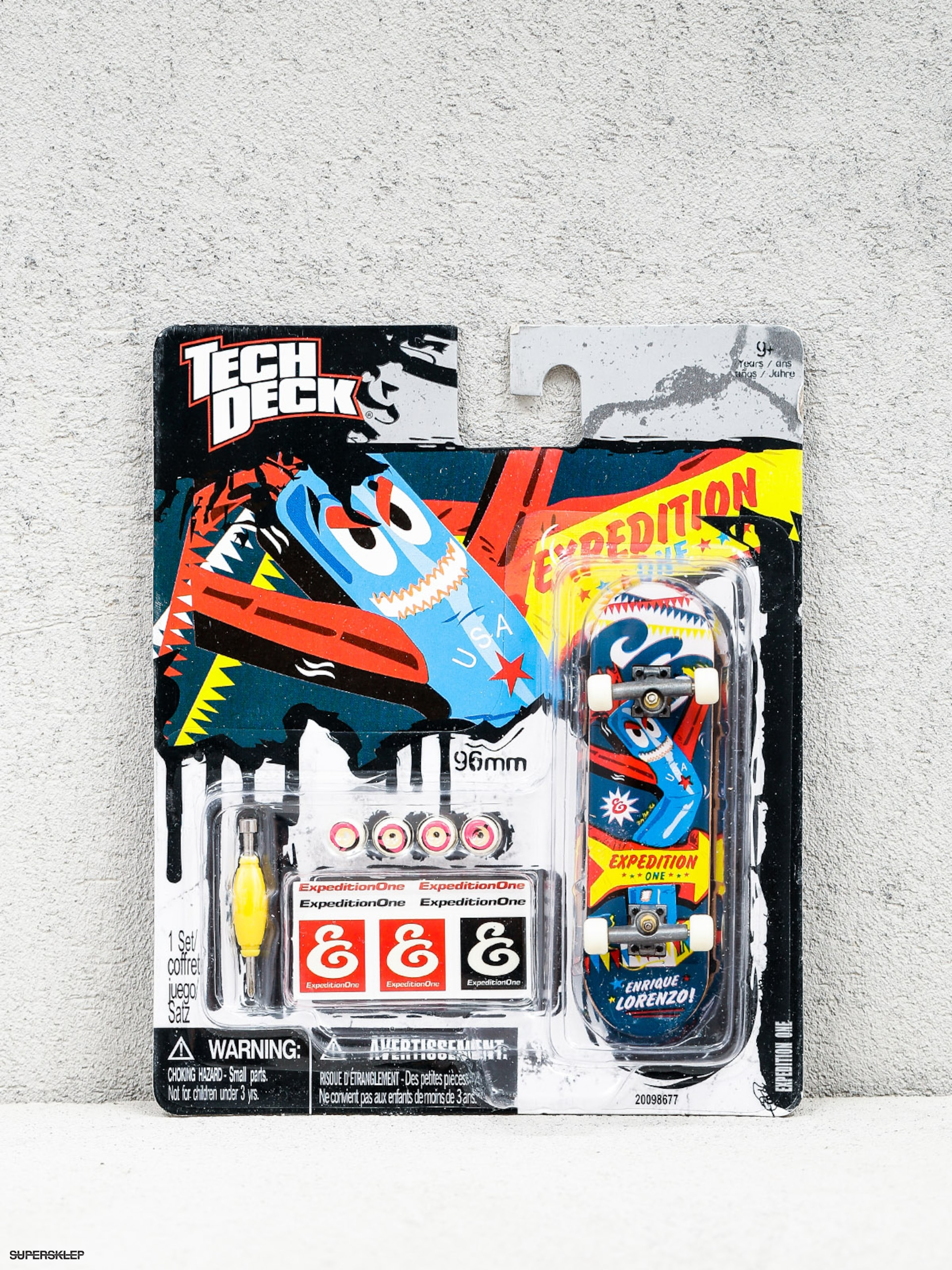 Tech Deck Fingerboard Expedition One 02