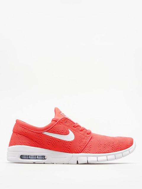 Nike SB Boty Stefan Janoski Max (track red/white)