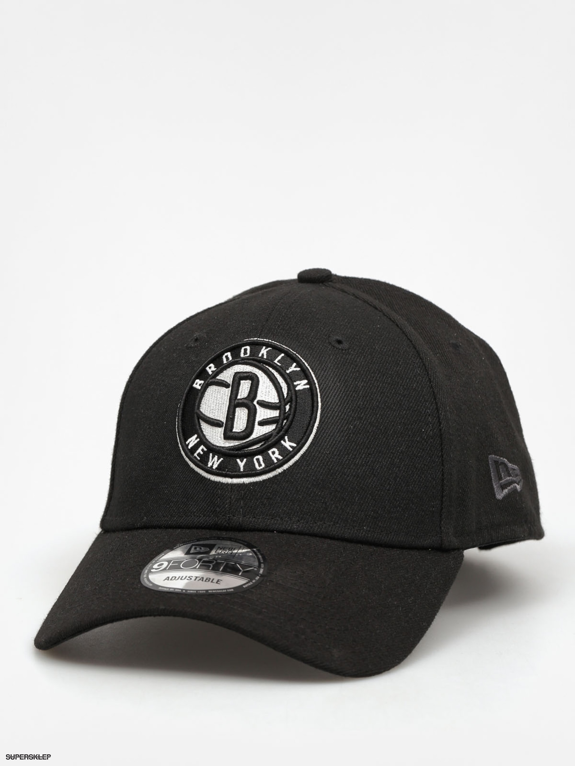New Era Kšiltovka Brooklyn Nets The League ZD (black)