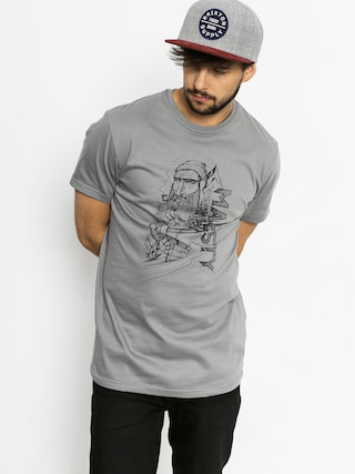 Majesty Tričko Lumberjack (grey)