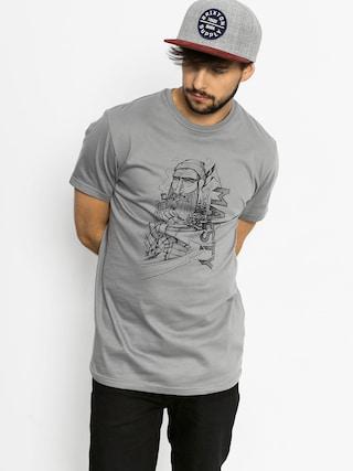 Majesty Tričko Lumberjack (grey)