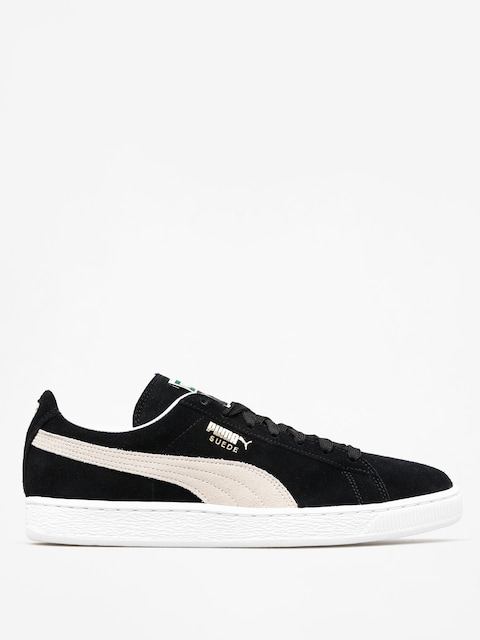 Puma Boty Suede Classic (black/white)