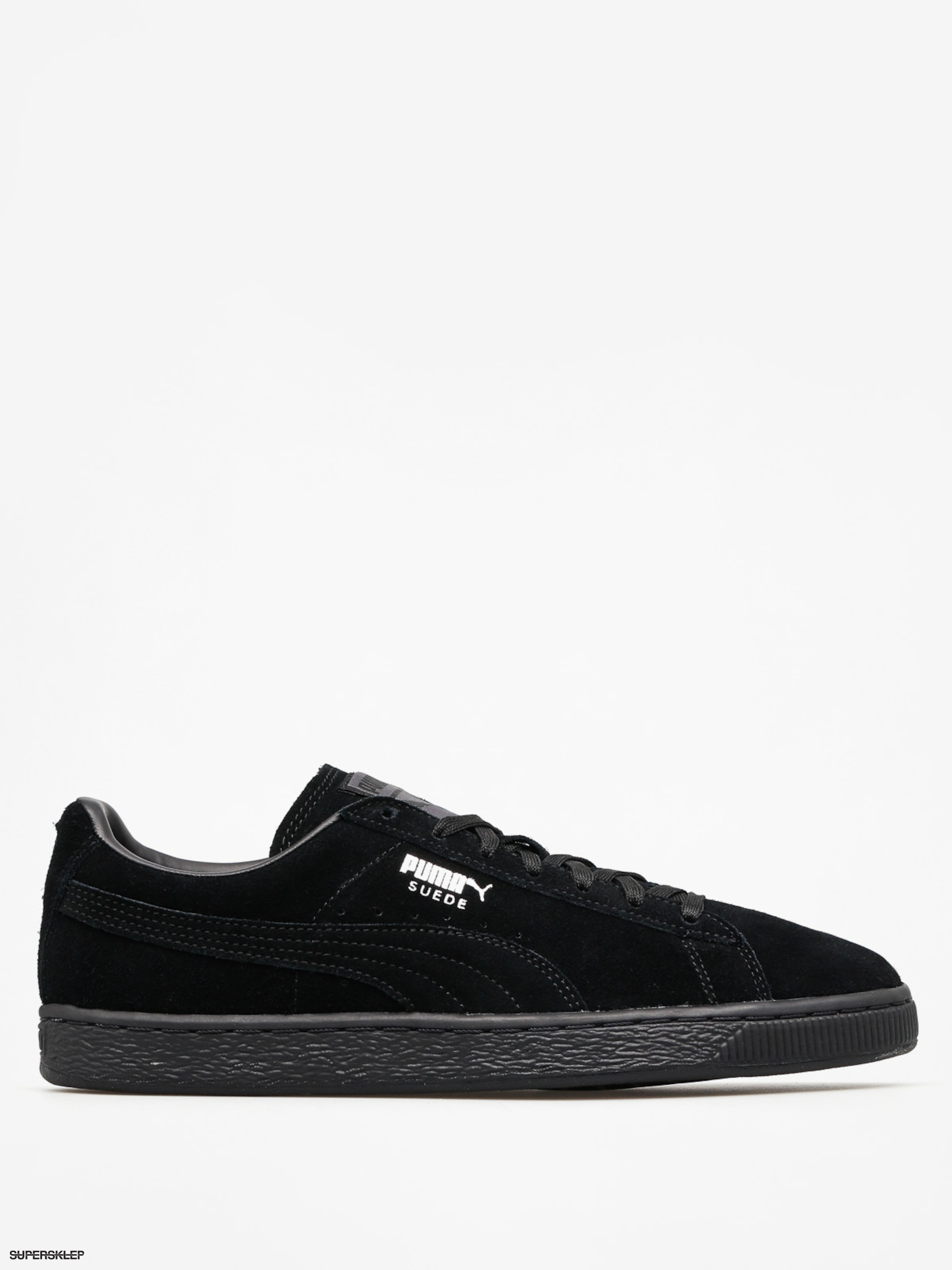 Puma Boty Suede Classic (black/dark shadow)