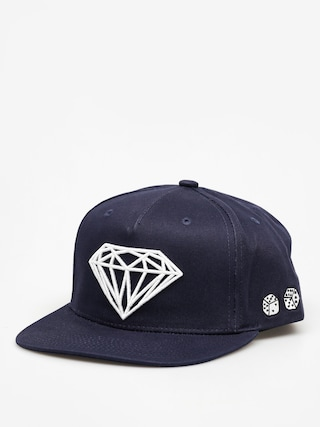 Diamond Supply Co. Kšiltovka Brilliant ZD (navy)