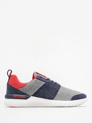 Supra Boty Scissor Wmn (navy/red white)