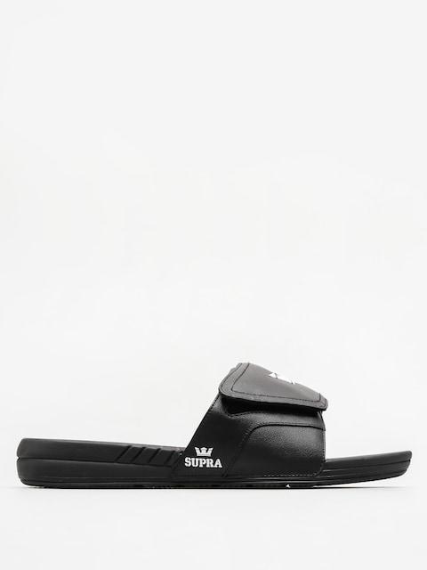 Plážovky Supra Locker (black)