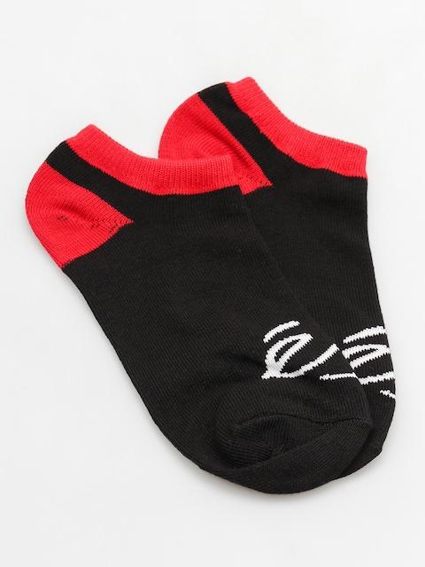 Es Ponožky Tech No Show (black)