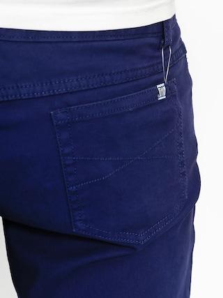 Kalhoty Malita Rotten Slim Fit (nvy/blu)