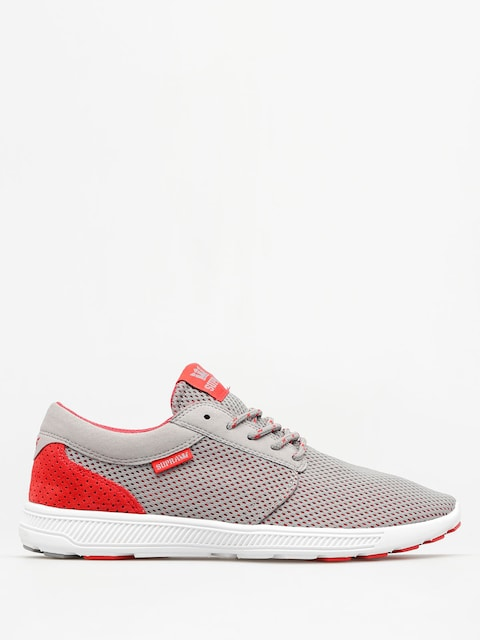 Supra Boty Hammer Run (grey red)