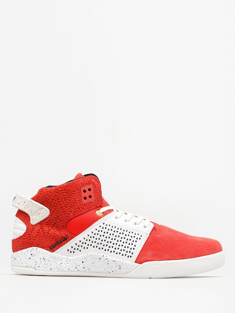 Supra Boty Skytop III (red white speckle)