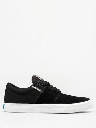 Boty Supra Stacks Vulc II (black/white)