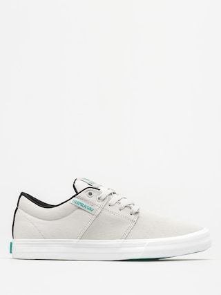 Boty Supra Stacks Vulc II (lt grey white)