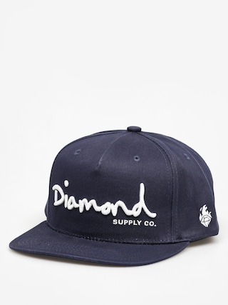 Diamond Supply Co. Kšiltovka Og Script ZD (navy)