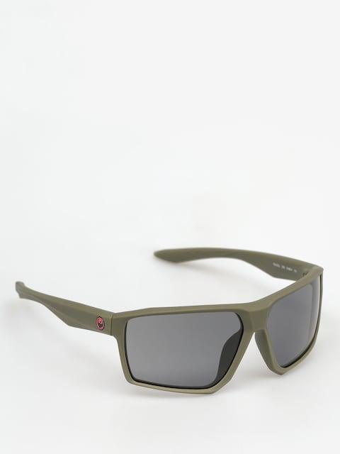 Dragon Sluneční brýle Tenzig (matte dark olive/smoke)