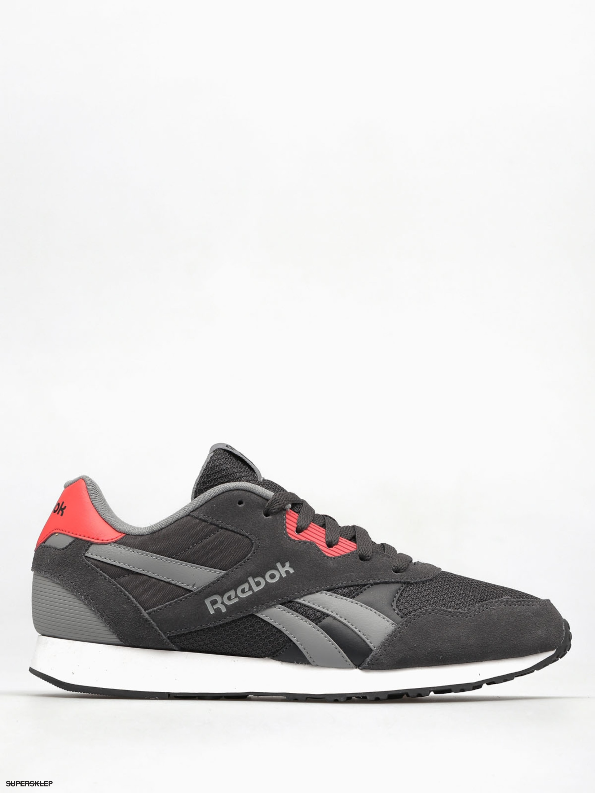 Reebok Boty Royal Tempo (hs coal/f gry/red/blk/wht)