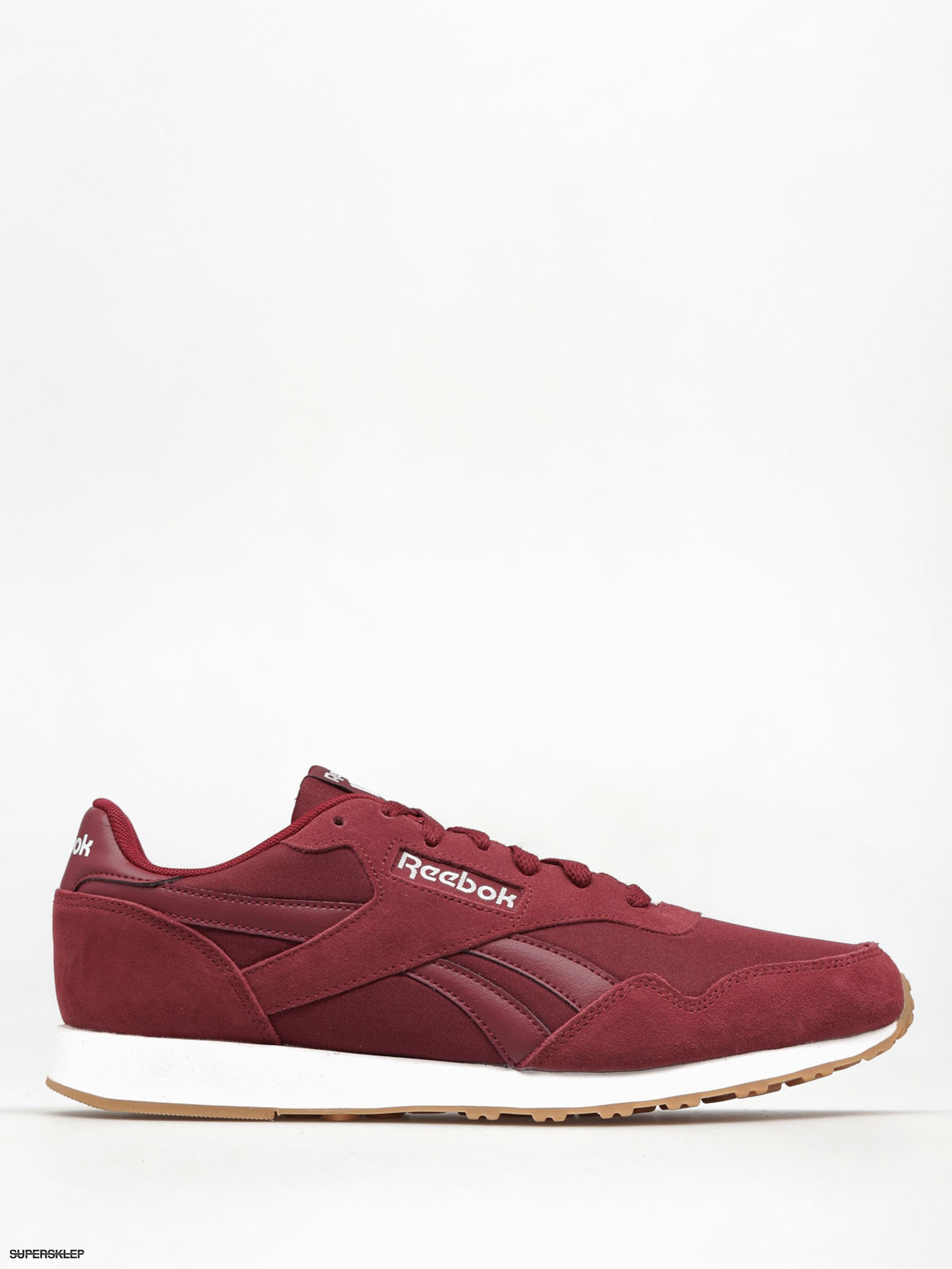 Reebok Boty Royal Ultra (od coli burgundy/white/gum)