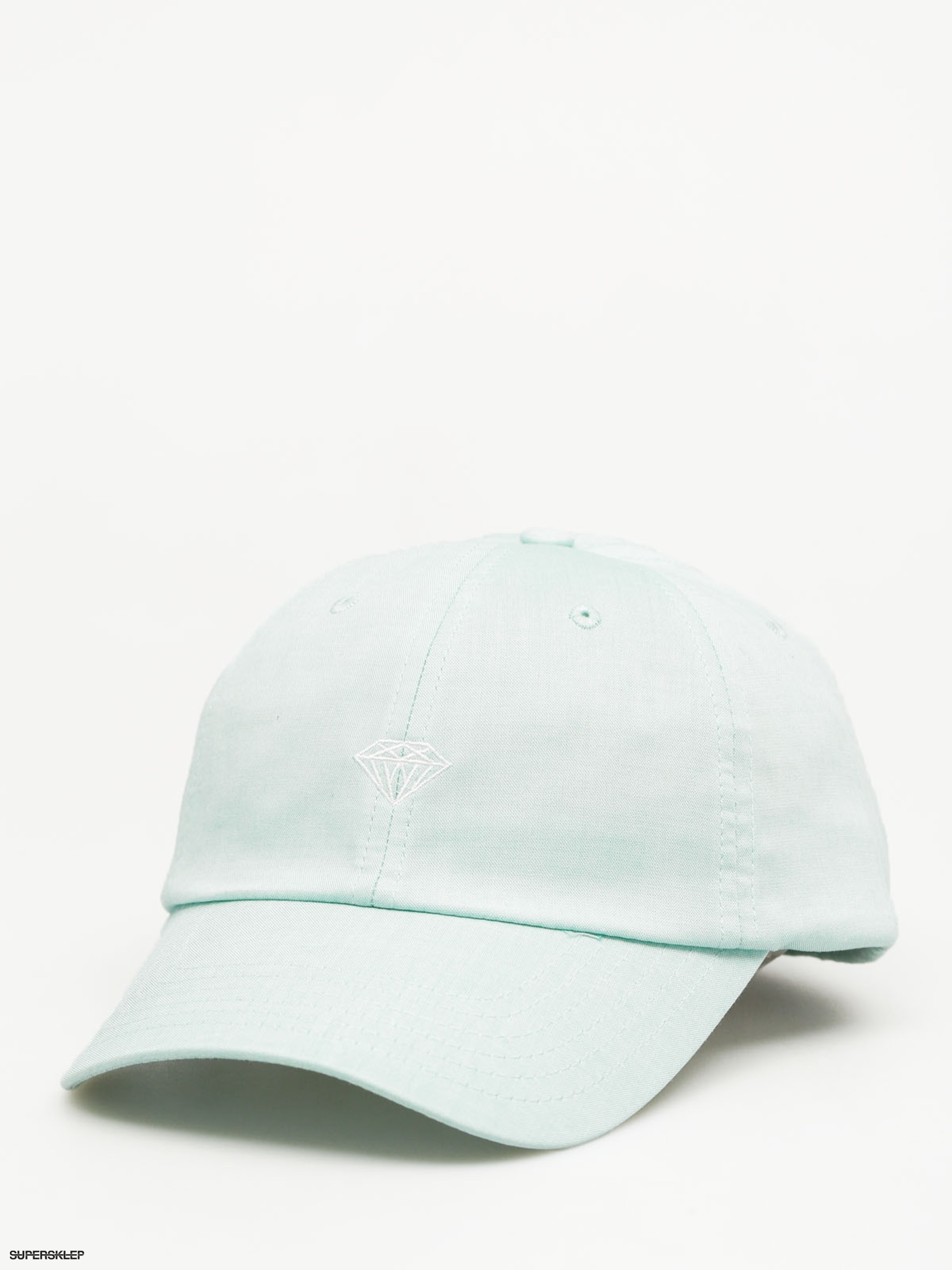 Diamond Supply Co. Kšiltovka Micro Brilliant Sports ZD (diamond blue)