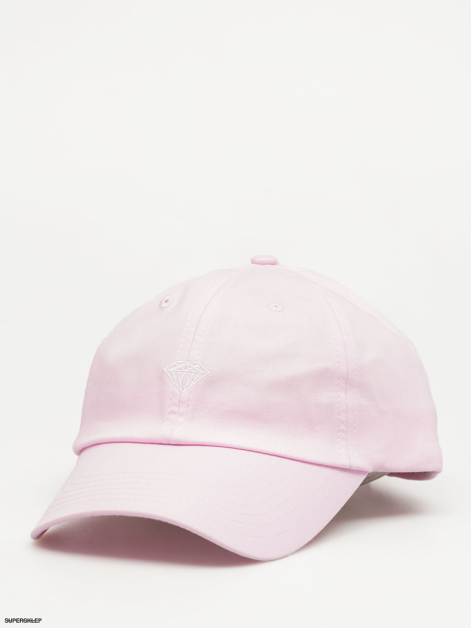 Diamond Supply Co. Kšiltovka Micro Brilliant Sports ZD (pink)