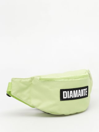 Diamante Wear Ledvinka Black Logo (light green)