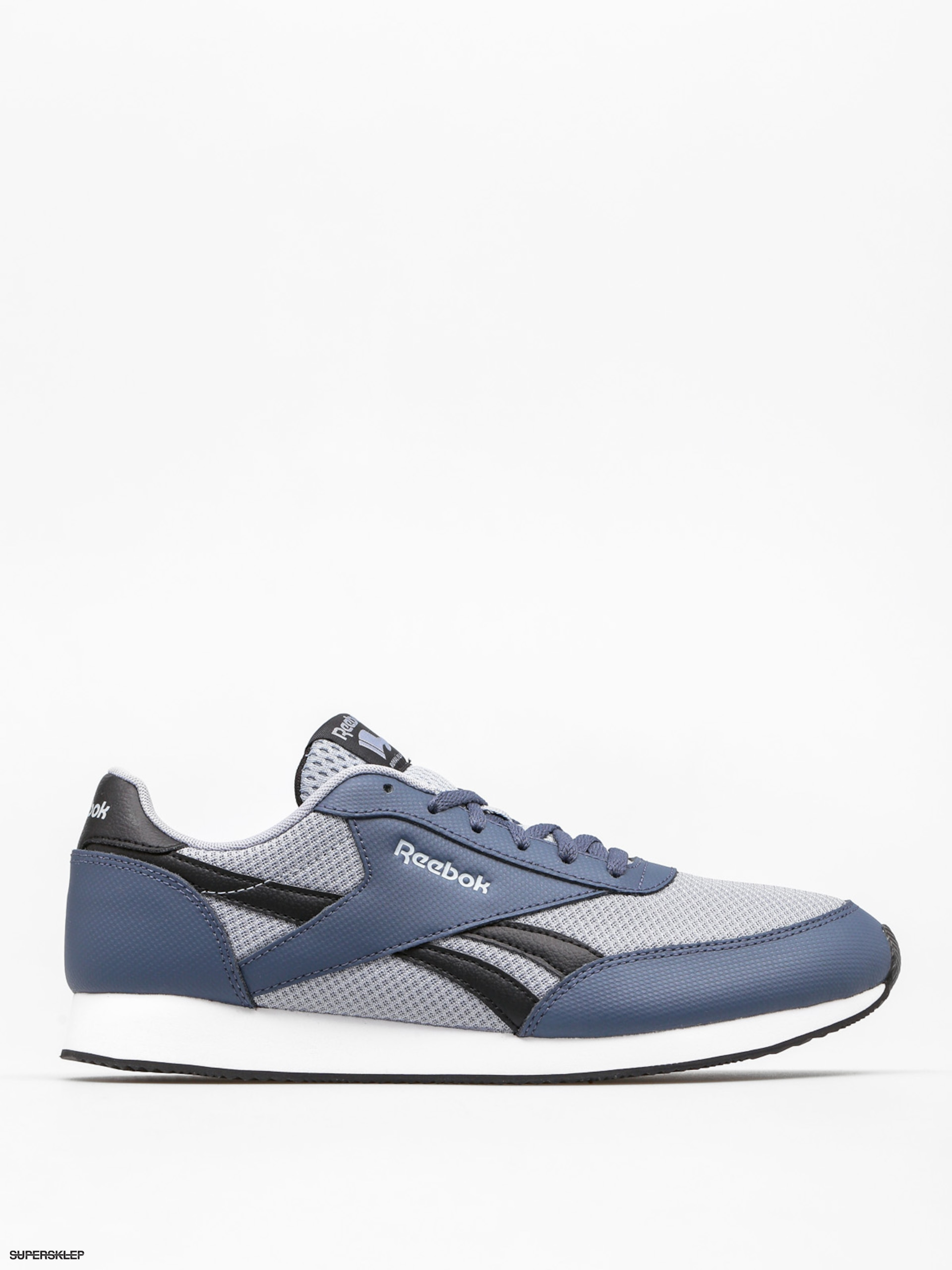 Reebok Boty Royal Cl Jogger 2 (fs m grey/s indig/black/white)