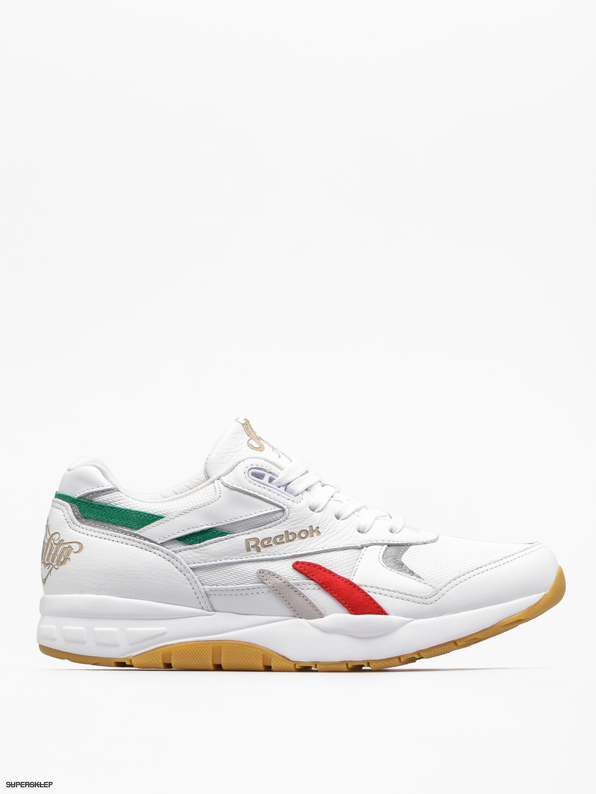 Reebok Boty Ventilator Supreme Cdm (white/primal red/green)