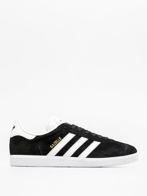 adidas Boty Gazelle (cblack/white/goldmt)